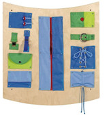 Haba Learning Wall Dip B Sensory Wall Toy