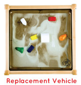 Replacement Vehicles for Standard Theme Magnetic Sand Table