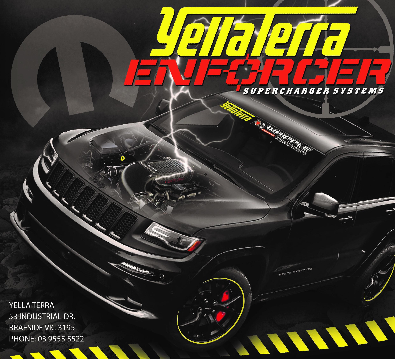 Yella Terra Supercharger Ls1 Price: Yellaterra