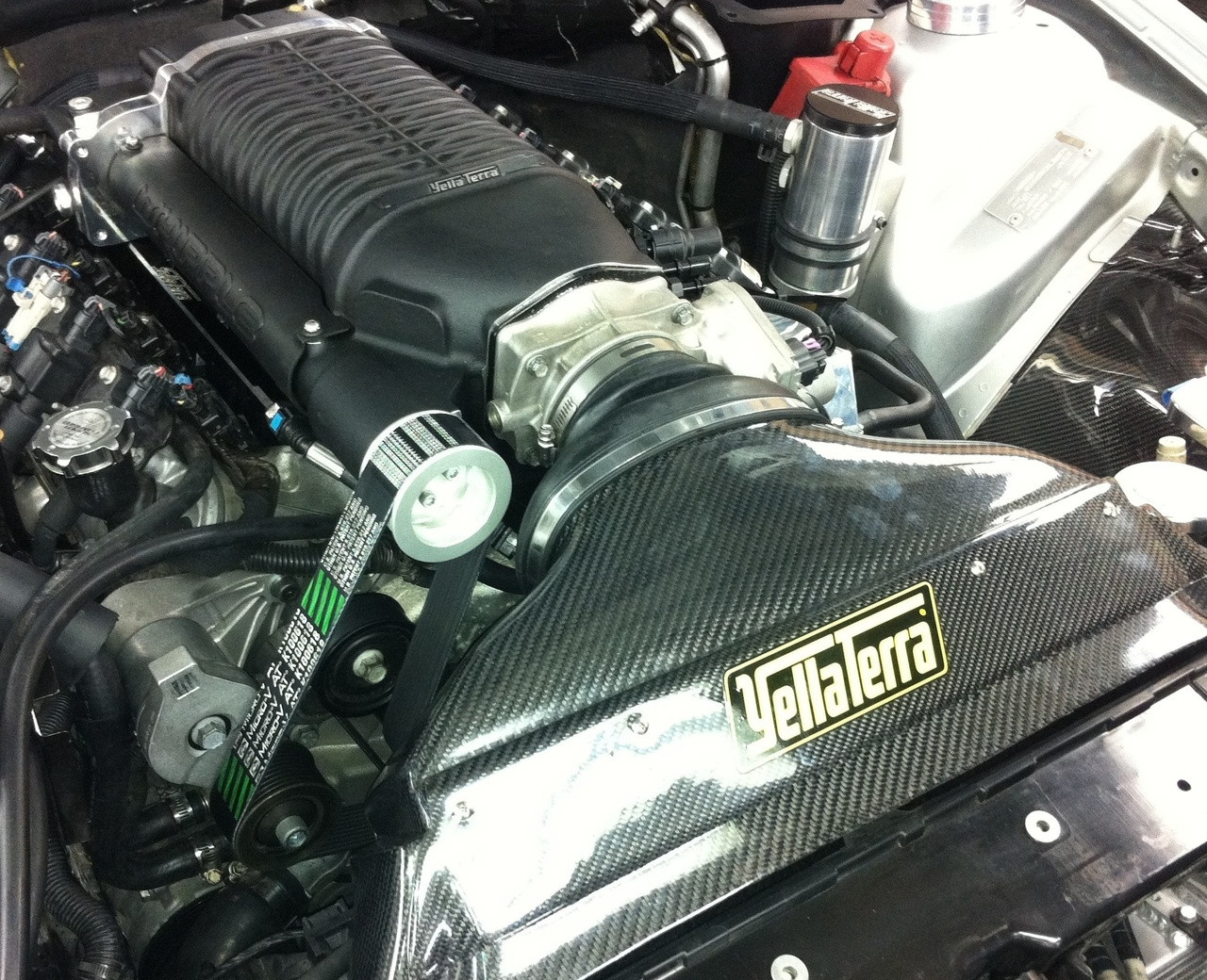 Holden LS1-LS2 5.7L-6.0L VT to VZ 'ENFORCER' KIT' - yellaterra