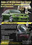 HOLDEN V6 ECOTEC L67 VS-VY BILLET SNOUT BOOST UPGRADE KIT (Intercooler Recommended)
