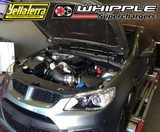 'ENFORCER UPGRADE KIT' TO SUIT HSV F-SERIES WITH LSA. ALSO SUITS LS CHEV LS3 / LSA & LS9 CRATE MOTORS.