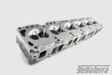 Holden High Compression ROAD RACER Inline 6 Blue/Black 12 Port Alloy Cylinder Head (Assembled 48cc)