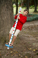 Air Pogo Xtreme Blue (200 Lb. Weight Limit)