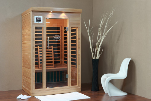 """Duo"" 2 Person Sauna"
