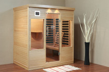 """Quattro"" 4 Person Sauna"