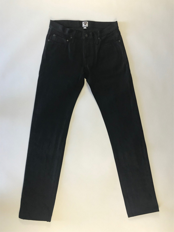 New from Japan: Black Selvage Denim