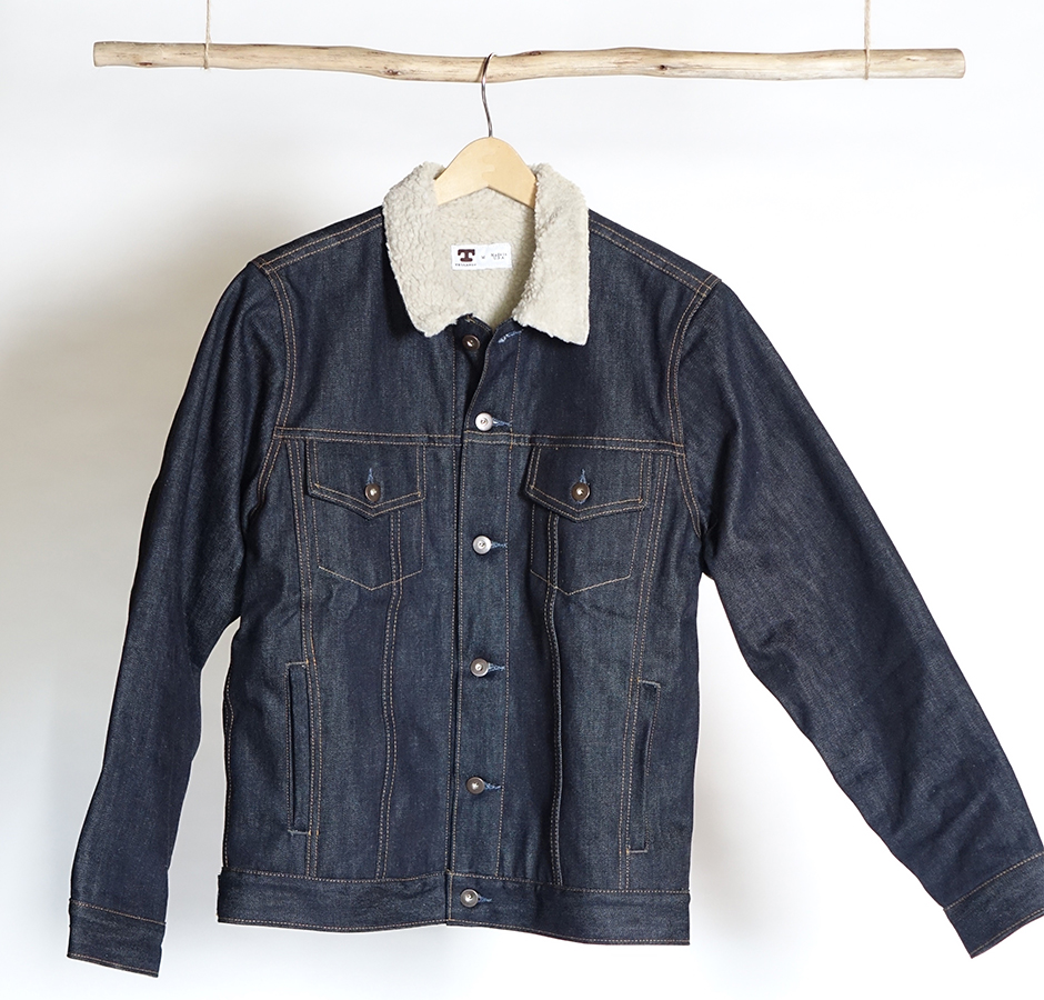 Our Classic Sherpa Lined Jean Jacket