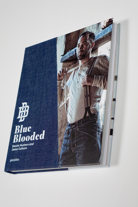 Blue Blooded Denim Book