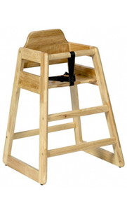 EuroBambino High Chair Natural