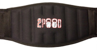 Black Metcon Training Belt (w/ WODclamp®)