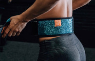 Mermaid Straight Belt (sparkle)