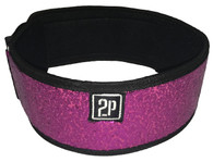 Bombshell Straight Belt (sparkle)