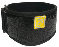 Black Magic Straight belt (sparkle) (w/ WODclamp®)