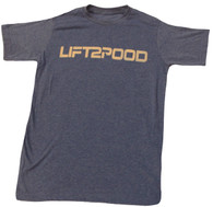 LIFT2POOD Express Shirt (Heather Royal)