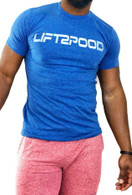 LIFT2POOD Express Shirt (Heather Royal)