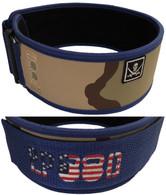 Calico Jack Straight Belt (w/ WODclamp®)