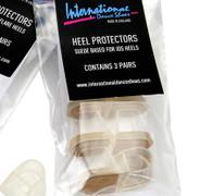 Heel Protectors - Suede Tip