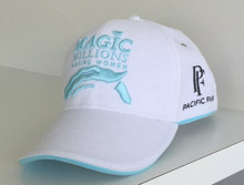 Racing Women White & Tiffany Cap (2017 Edition)