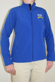 Soft Shell Jacket -Blue
