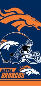 Denver Broncos Towel
