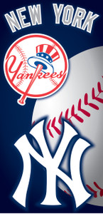 New York Yankees Towel