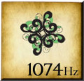 Solfeggio 1074 Alpha