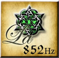 Solfeggio 852 Alpha