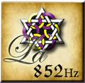 Solfeggio 852 Theta