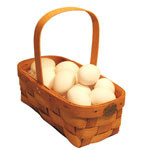 Peterboro Counter Storage Basket