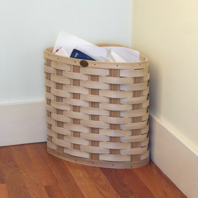 Peterboro Corner Waste / Personal Hamper