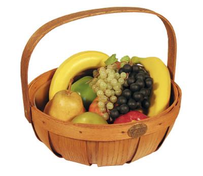 Peterboro 2 Tone Centerpiece Fruit with Plastic