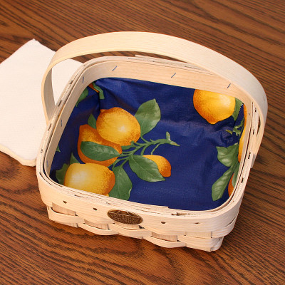 Peterboro Lemon Drop Fruit Basket