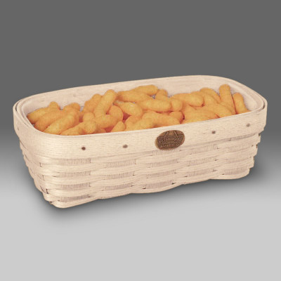 Peterboro Thin-Weave Snack Basket