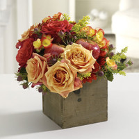 Gather Together Fall Bouquet