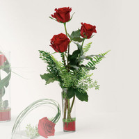 Rose bud vase Sometimes simple is better. Please check for available colors