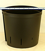 "9"" Culture Pot (tall) for Hydroponic Planter"