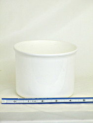 "4"" Outer Pot for Hydroponic Planter"