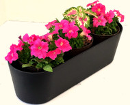 "European Patio Planter - 28"" Rectangle"