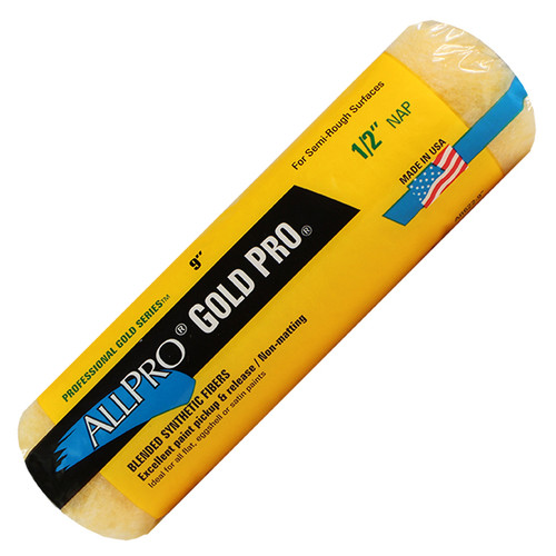 Allpro GoldPro Roller Cover