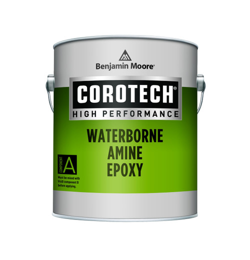 Waterborne amine epoxy gallon kit southern paint for Southern paint supply