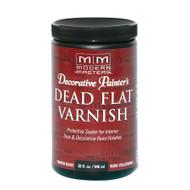 Dead Flat Varnish