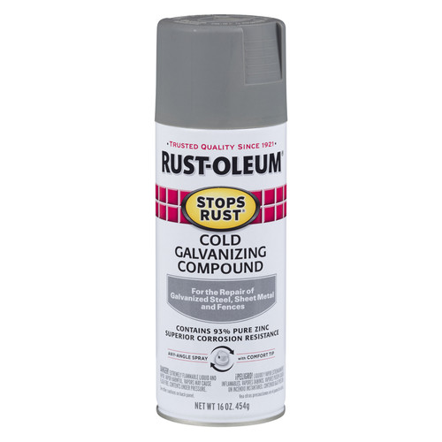 Rustoleum galvanizing spray primer southern paint for Southern paint supply