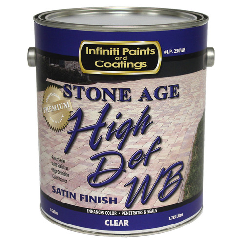 Stone Age Hi-Def WB Paver Sealer
