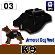 K-9 Armored Vest