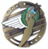 Achievement - Enameled Medals - Priced Each Starting at 12