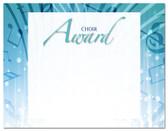 Lasting Impressions Choir Award, Style 2 (Cool School Studios 02107).