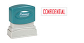 1-Color CONFIDENTIAL Xstamper® - Style 1