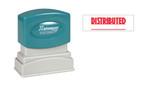 1-Color DISTRIBUTED Xstamper®