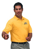 Shown is Mens BAW Xtreme-Tek Polo (Cool School Studios BAW-XT48).